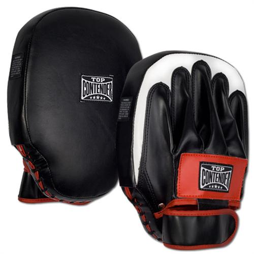 Top Contender Straight Punch Mitts